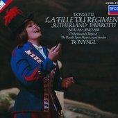 Donizetti, Gaetano - Donizetti La Fille du Régiment Sutherland/Pavarott