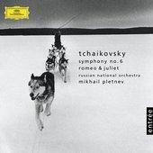 Tchaikovsky, Peter Ilyich - TCHAIKOVSKY Symphonie No. 6 Pletnev