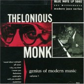 Thelonious Monk - Genius Of Modern Music Volume One (Edice 2001)
