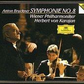 Bruckner, Anton - BRUCKNER Symphonie No. 8 Karajan Wiener