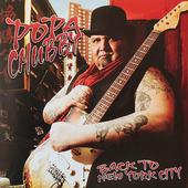 Popa Chubby - Back To New York City (2011) - Vinyl
