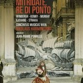 Mozart, Wolfgang Amadeus - MOZART Mitridate Winbergh Harnoncourt