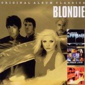 Blondie - Original Album Classics/3CD
