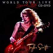 Taylor Swift - Speak Now World Tour Live CD+DVD