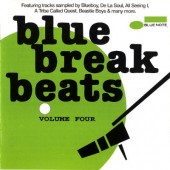 Blue Break Beats Volume Four - Various
