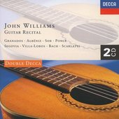Wilms, Johann Wilhelm - Guitar Recital John Williams