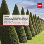 Herbert von Karajan - Mozart: Concertos for Clarinet, Oboe & Bassoon - Konzerte fr Klarinette, Oboe &