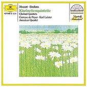 Amadeus Quartet - CLARINET QUINTETS / MOZART, BRAHMS Amadeus Quartet