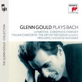 Johann Sebastian Bach - Glenn Gould plays Bach: 6 Partitas; Chromatic Fantasy; Italian Concerto... (4CD, 2012)