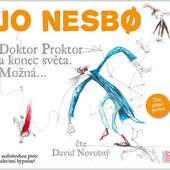 Jo Nesbo - Doktor Proktor a konec světa/MP3