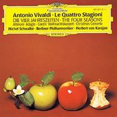 Berliner Philharmoniker - VIVALDI Vier Jahreszeiten / Schwalbé, Karajan