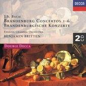 Benjamin Britten - Braniborské koncerty 1 - 6