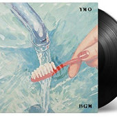Yellow Magic Orchestra - BGM (Edice 2016) - 180 gr. Vinyl