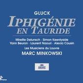 Gluck, Christoph Willibald - GLUCK Iphigénie en Tauride /  Minkowski