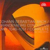 J. S. Bach/Marek Štryncl/Musica Florea - Braniborské koncerty/Brandenburg Concertos MUSICA FLOREA/M.STRYNCL