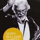 Gerry Mulligan Quartet - In Sweden (DVD, Edice 2009)