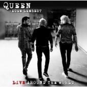 Queen & Adam Lambert - Live Around The World (CD+Blu-ray, 2020)