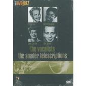 Various Artists - DVD Jazz: Vocalists - The Snader Telescriptions (DVD, 2004)