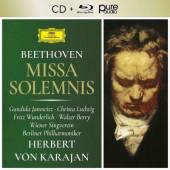 Ludwig Van Beethoven - Missa Solemnis Op.123 (2020) /CD+Blu-ray Audio