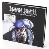 Napalm Death - Throes Of Joy In The Jaws Of Defeatism (Limited Mediabook, 2020)