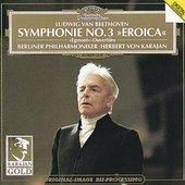 Beethoven, Ludwig van - BEETHOVEN Symphonie No. 3 Karajan