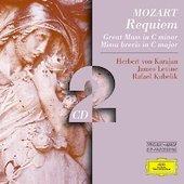 Mozart, Wolfgang Amadeus - MOZART Requiem, Messe in c, Spatzenmesse