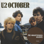 U2 - October (Remastered 2008)