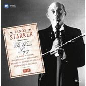 János Starker - Icon: Janos Starker (10CD, 2014)