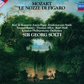Mozart, Wolfgang Amadeus - Mozart Le nozze di Figaro Te Kanawa/Popp/Von Stade