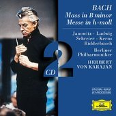 Berliner Philharmoniker - BACH Mass in B minor Karajan