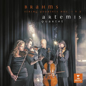 Johannes Brahms / Artemis Quartett - String Quartets Nos. 1 & 3