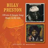 Billy Preston - I Wrote A Simple Song/Music Is My Life