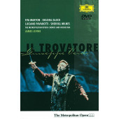 James Levine - Il Trovatore / Trubadůr DVD-VIDEO