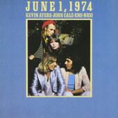 Brian Eno - June 1, 1974 (Edice 1990)
