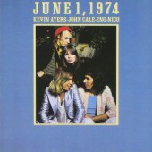 Kevin Ayers / John Cale / Brian Eno / Nico - June 1, 1974 (Edice 1990)