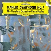 Boulez, Pierre - MAHLER Symphonie No. 7 Boulez