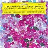 Tchaikovsky, Peter Ilyich - TCHAIKOVSKY Ballettsuiten Karajan