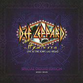 Def Leppard - Viva! Hysteria - Live At The Joint, Las Vegas (2CD + DVD) CD OBAL
