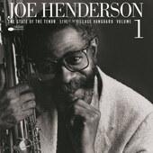 Joe Henderson - State Of The Tenor - Live At The Village Vanguard, Volume 1 (Reedice 2020) - Vinyl
