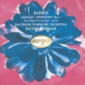 Barber, Samuel - Barber Adagio for Strings Baltimore Symphony Orche