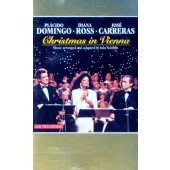 Plácido Domingo, Diana Ross, José Carreras - Christmas In Vienna (Kazeta, 1993)
