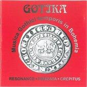 Gotika - Musica Gothici temporis in Bohemia