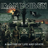 Iron Maiden - A Matter Of Life And Death (CD + DVD)