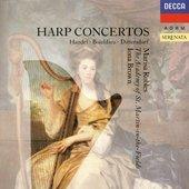 Iona Brown - Harp Concertos Marisa Robles