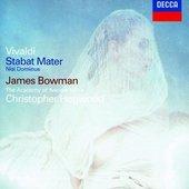 Vivaldi, Antonio - Stabat Mater,Nisi Dominus/James Bowman