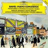 Ravel, Maurice - RAVEL Die Klavierkonzerte Argerich