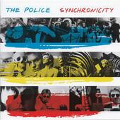 Police - Synchronicity (Japan,SHM-CD 2014)