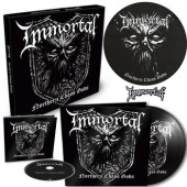 Immortal - Northern Chaos Gods /Limited Fan Box (2018)
