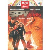 Film/Dobrodružný - Spy Kids: Špióni v akci (Papírová pošetka)