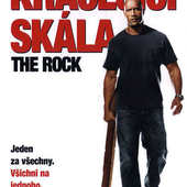 Film/Akční - Kráčející skála (The Rock)